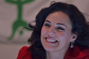 'Cuotas rosas', intervista a Ornella Demuru