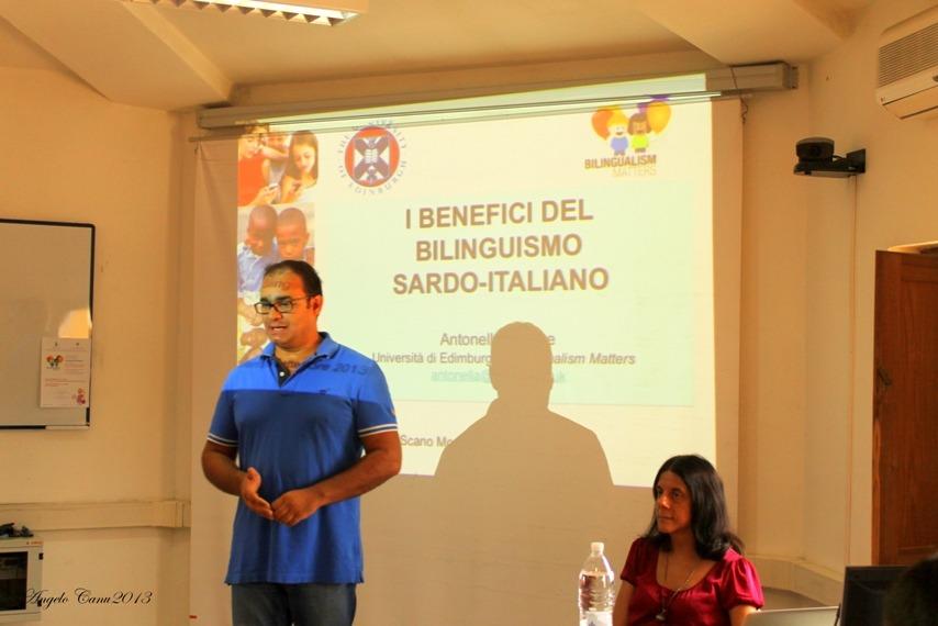 Sos profetos de su bilinguismu sardu-italianu