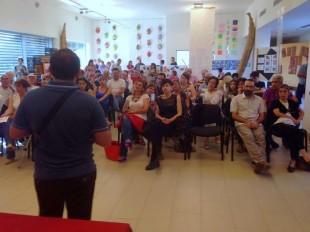 Assemblea fundativa CSU- Santa Justa 2014