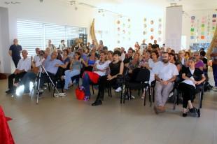 Assemblea CSU de Santa Justa: unu reportage fotogràficu