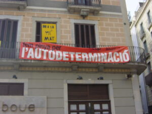 Foto tirada in sas rugas de Bartzellona - 16.02.2007