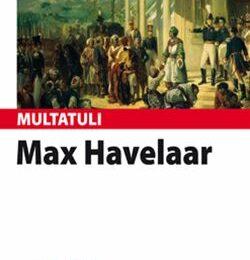 Max Havelaar. Traduidu in sardu su romanzu olandesu prus nòdidu