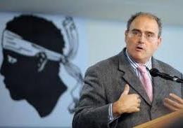 Paul Giacobbi, presidente de s'assemblea corsicana
