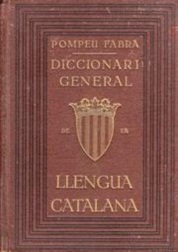 Ditzionàriu generale de sa limba catalana