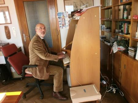 Sarvadore Boreddu Cubeddu, diretore de sa Fondazione Sardinia
