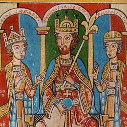 Barbarossa incoronat a Barisone