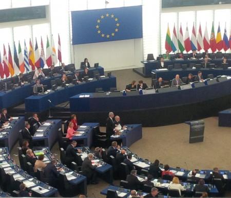 Europa, su parlamentu