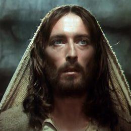 Gesus Cristos in su film de Zeffirelli