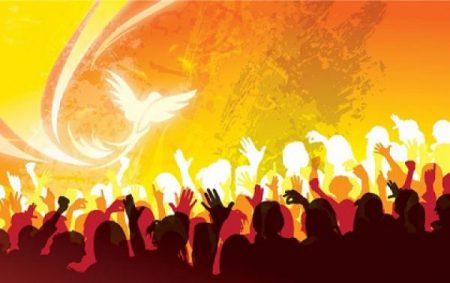 S'Evangèliu in sardu. Sa Pentecoste