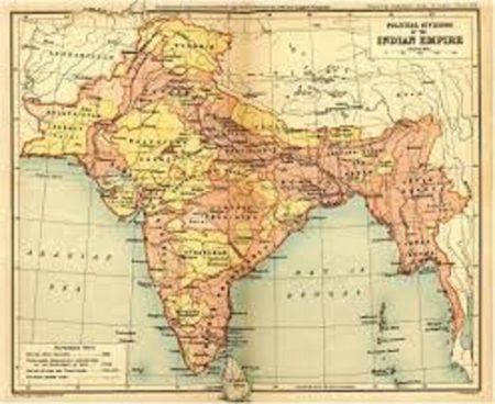 India 1857