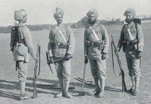 9 maju 1857: sa rebellia indipendentista indiana de sos Sepoy
