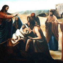Miràculu de Gesus