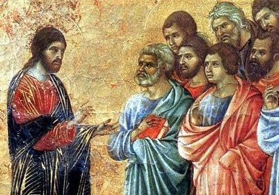 Discìpulos cun Gesus