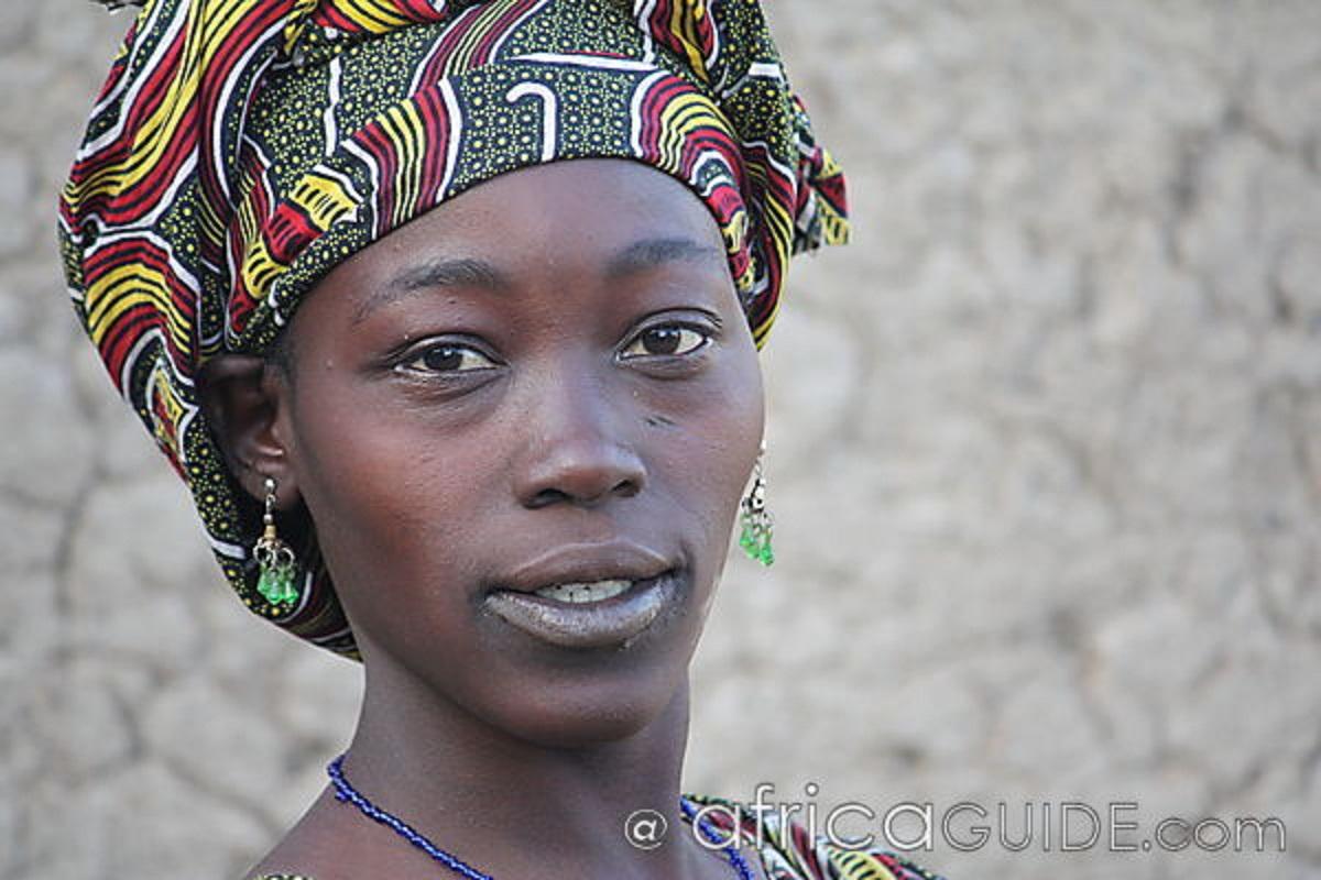 Fèmina de su Mali