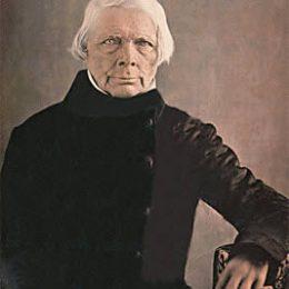 Unu retratu de su filòsofu Schelling