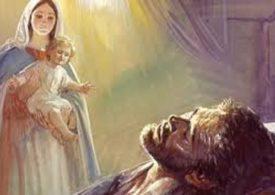 Evangèliu segundu Mateu [Mt 1,18-24]