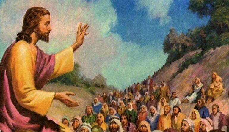 Evangèliu segundu Mateu [Mt 5,12]