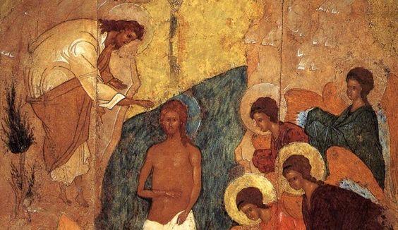 Evangèliu  segundu Giuanne [G 1, 29-34]