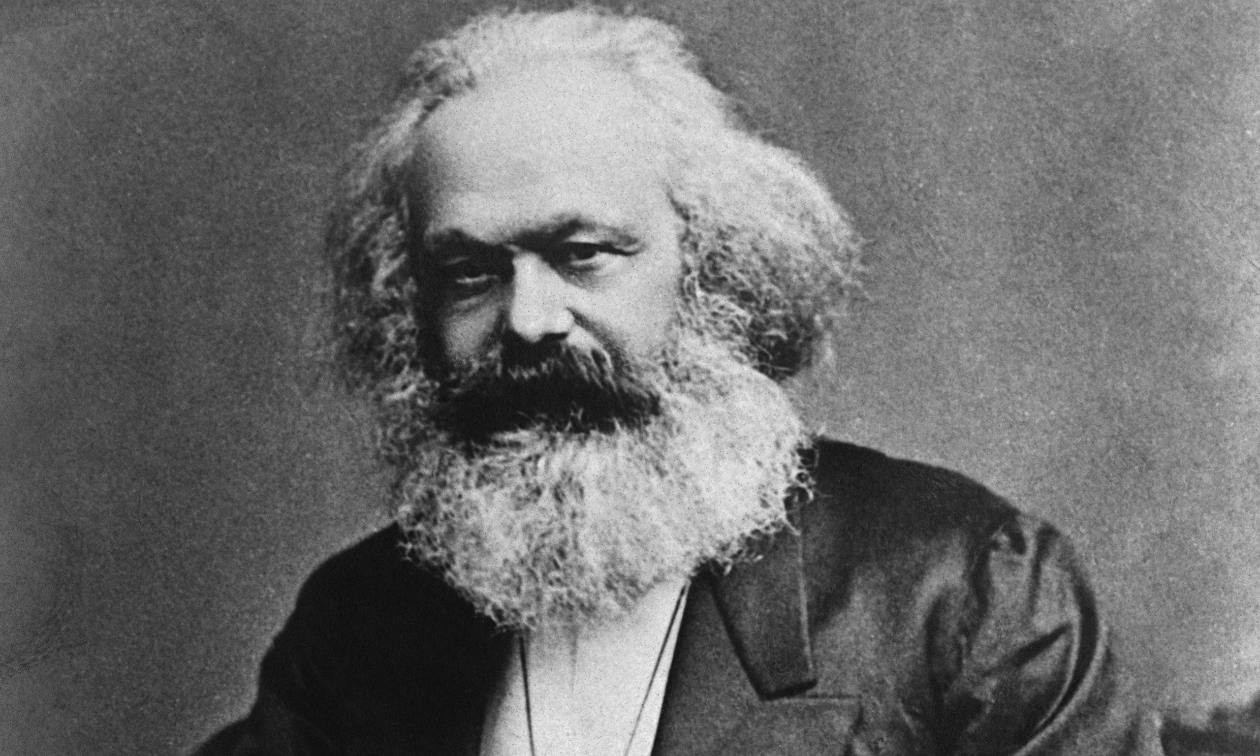Karl Marx e su materialismu istòricu