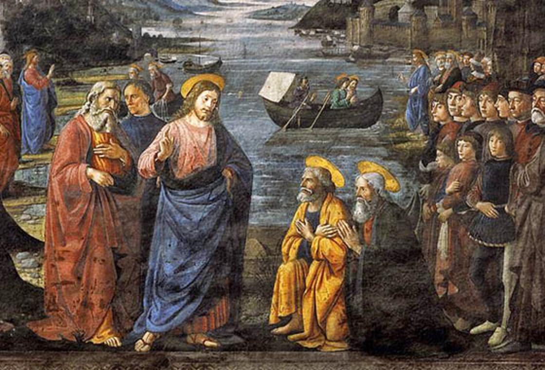 Evangèliu segundu Mateu [Mt 5, 13-16]