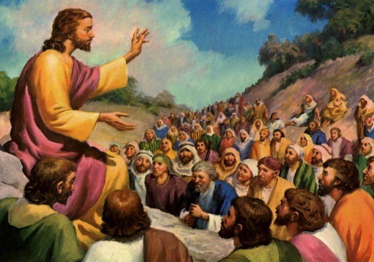 Evangèliu segundu Mateu [Mt 6,24-36]