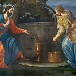 Evangèliu segundu Giuanne [Gv 4, 5-15.19b-26.39a.40-42]