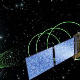 Paz, osservende su clima cun su satèllite