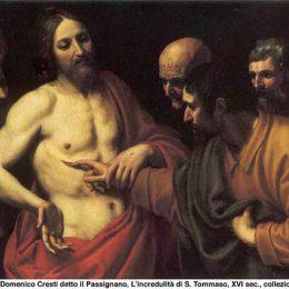 Evangèliu segundu Giuanne [G 20, 19-31]