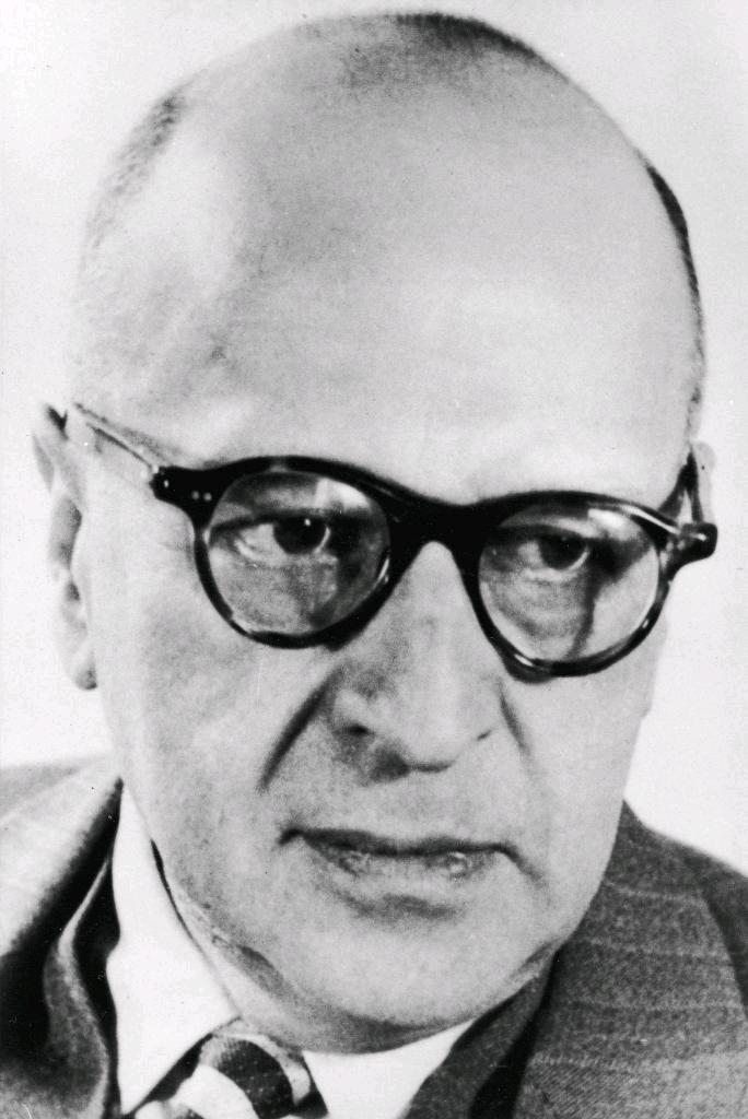 S'iscola de Francoforte. Horkheimer e Adorno.