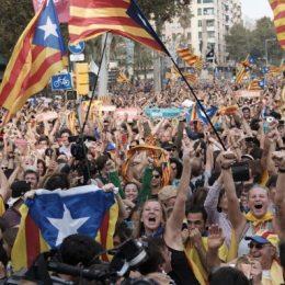 Proclamada sa Repùblica Catalana