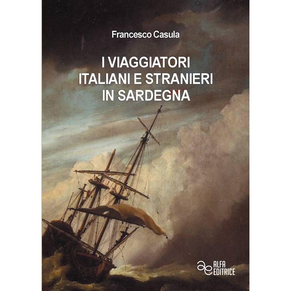 Cras in Mandas presentant su libru de Frantziscu Casula subra de sos biagiadores istràngios in Sardigna