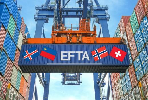 S'EFTA, organizatzione alternativa a s'Unione Europea