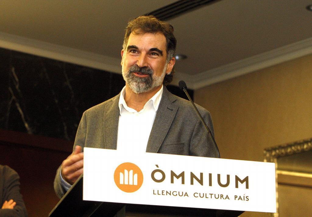 Òmnium Cultural, assòtziu identitàriu de importu mannu