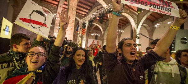 Catalugna, binchet s'indipendentismu