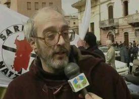 Angelo Caria, gherradore pro sa Sardigna