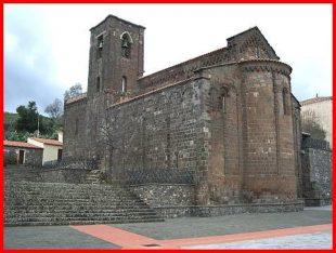 Sa  Crèsia de Santa Maria de Bonàrcadu