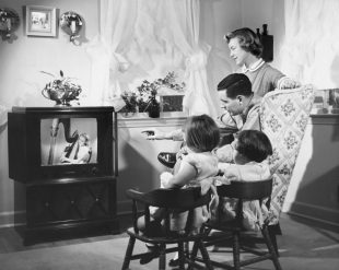 Sa televisione, imbentada dae su sardu A. Bìssiri