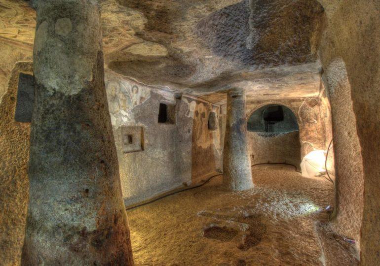 Su giassu archeològicu de Sant'Andria Priu