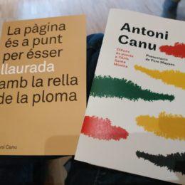 Antoni Canu in Bartzellona: cando sa poesia catalana protzedit dae Sardigna