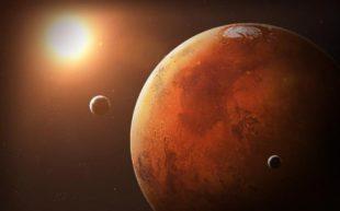 Ossìgenu in Marte