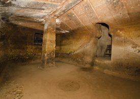 S'Incantu, sa tumba pintada de Monte Siseri