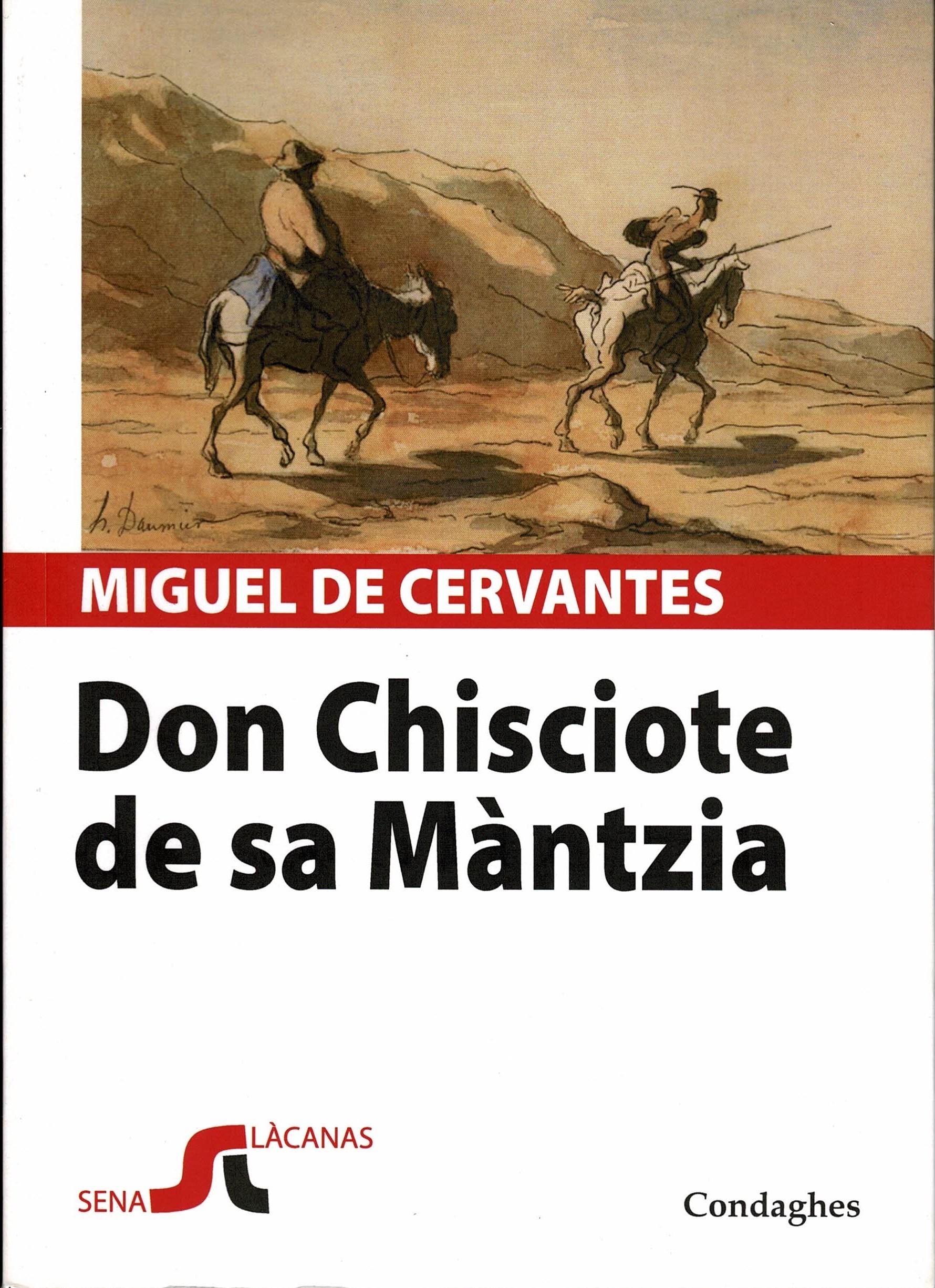 Tradutziones in limba sarda: Don Chisciote, de Miguel de Cervantes