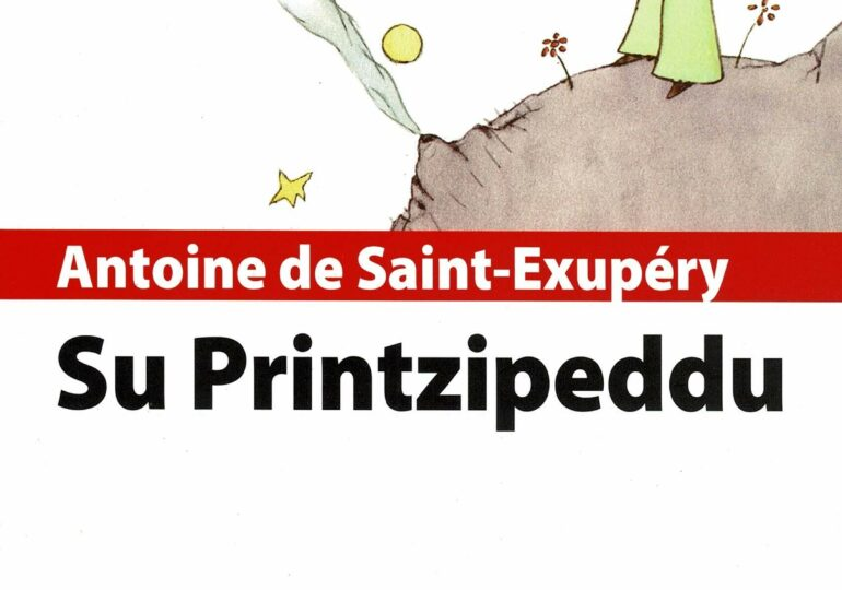 Tradutziones in limba sarda: Su Printzipeddu, de Antoine de Saint-Exupéry