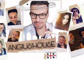 Angius'house: su sardu de cada die divenit sèrie web