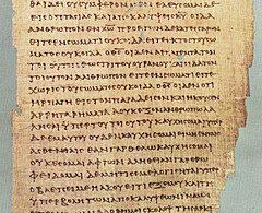 Sa koinè, limba comuna de sos gregos