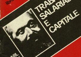 Tradutziones in limba sarda: Traballu salariadu e capitale, de Karl Marx
