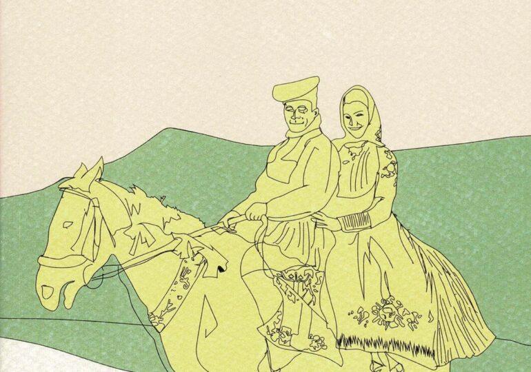 Romanzos in limba sarda: Nàschidu in làmpadas