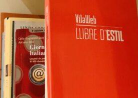 VilaWeb, llibre d'estil
