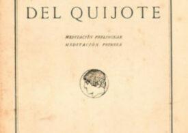 Su don Chisciote de Ortega y Gasset
