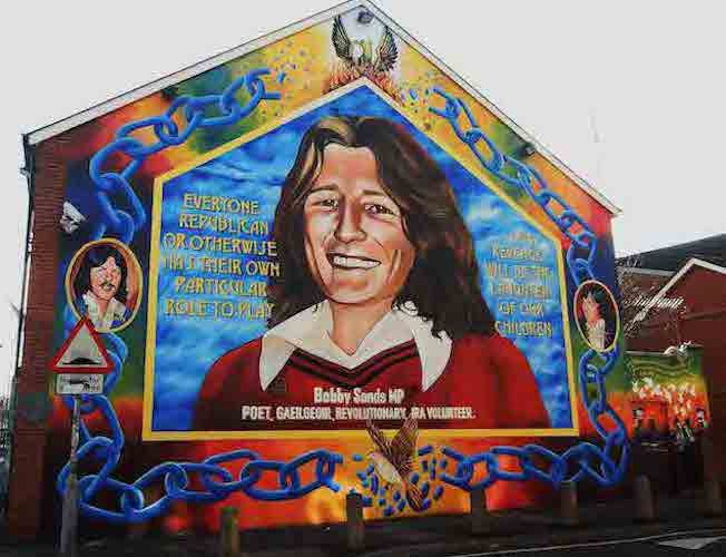 Baranta annos dae sa morte de Bobby Sands